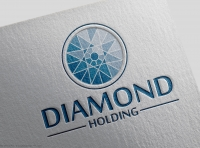 Diamond Holding - Corporate Identity Graphic Design